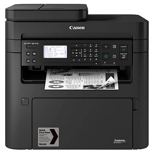 Canon i-SENSYS MF264dw 3 in 1 Laser-Multifunktionsdrucker schwarz