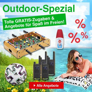 Outdoor-Spezial