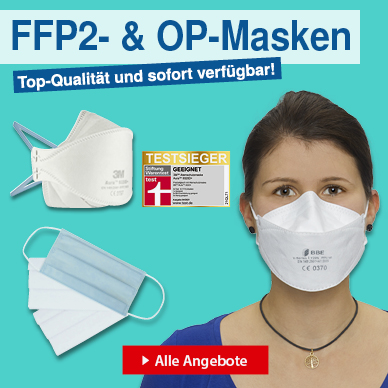 Gesichts- und Mundschutz