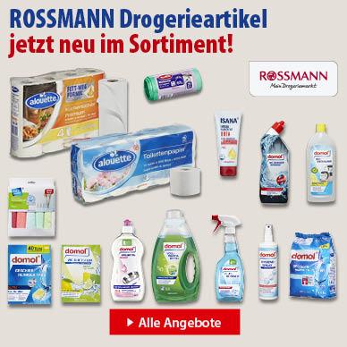 Rossmann Drogerieartikel